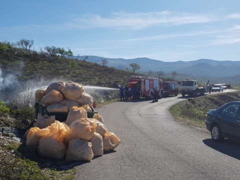Uspješna akcija čišćenja okoliša odlagališta Duplja